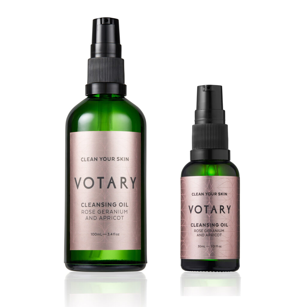 Rose Geranium and Apricot Cleansing Oil - Home & Away Duo