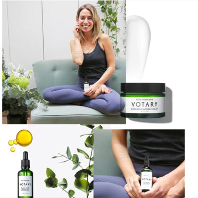 Steffy White talks Votary and wellbeing