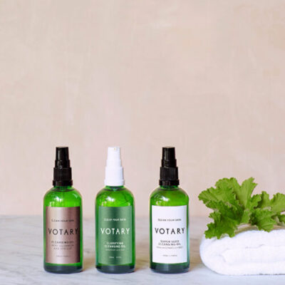 The Product Which Inspired Votary Cleansing Oil