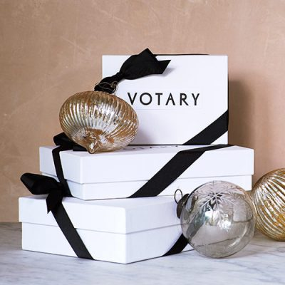 Votary in Christmas Gift Guides, December 2018.