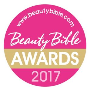 Beauty Bible Gold Award 2017