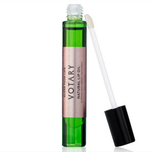 VOTARY Lip Oil Almond and Green Mandarin