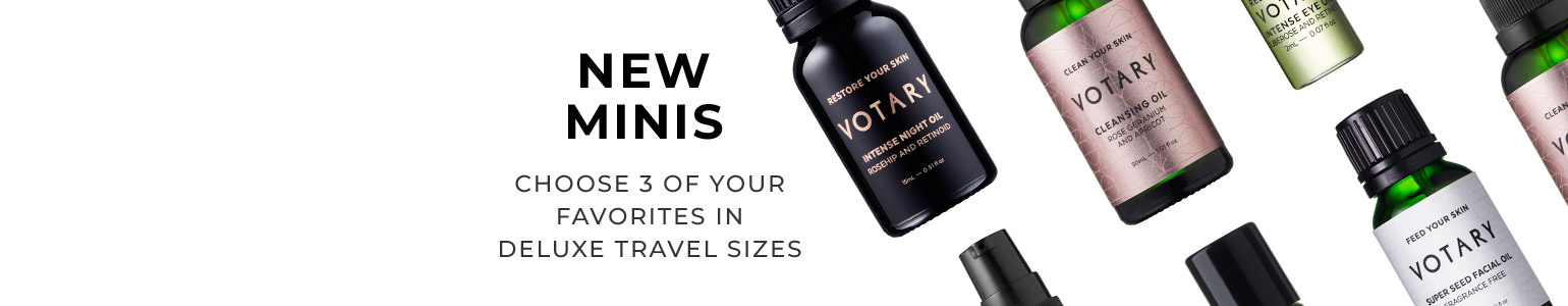 New Minis - Choose 3 of Your Favorites in Deluxe Travel Sizes