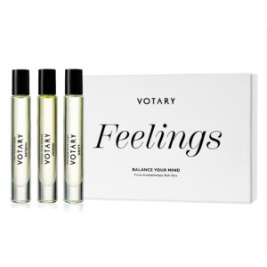 Feelings Aromatherapy Roll On fragrances from Votary