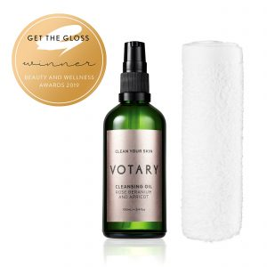 Cleansing Oil - Rose Geranium and Apricot