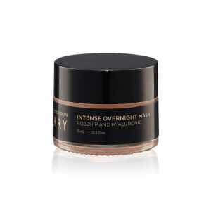 Intense Overnight Mask - Rosehip and Hyaluronic 15ml