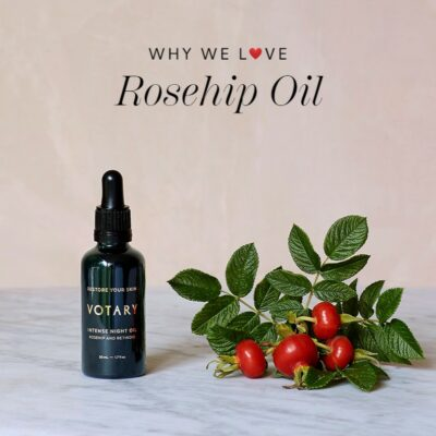 All about rosehip oil