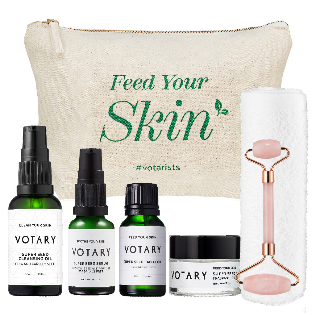 Super Seed Facial Set