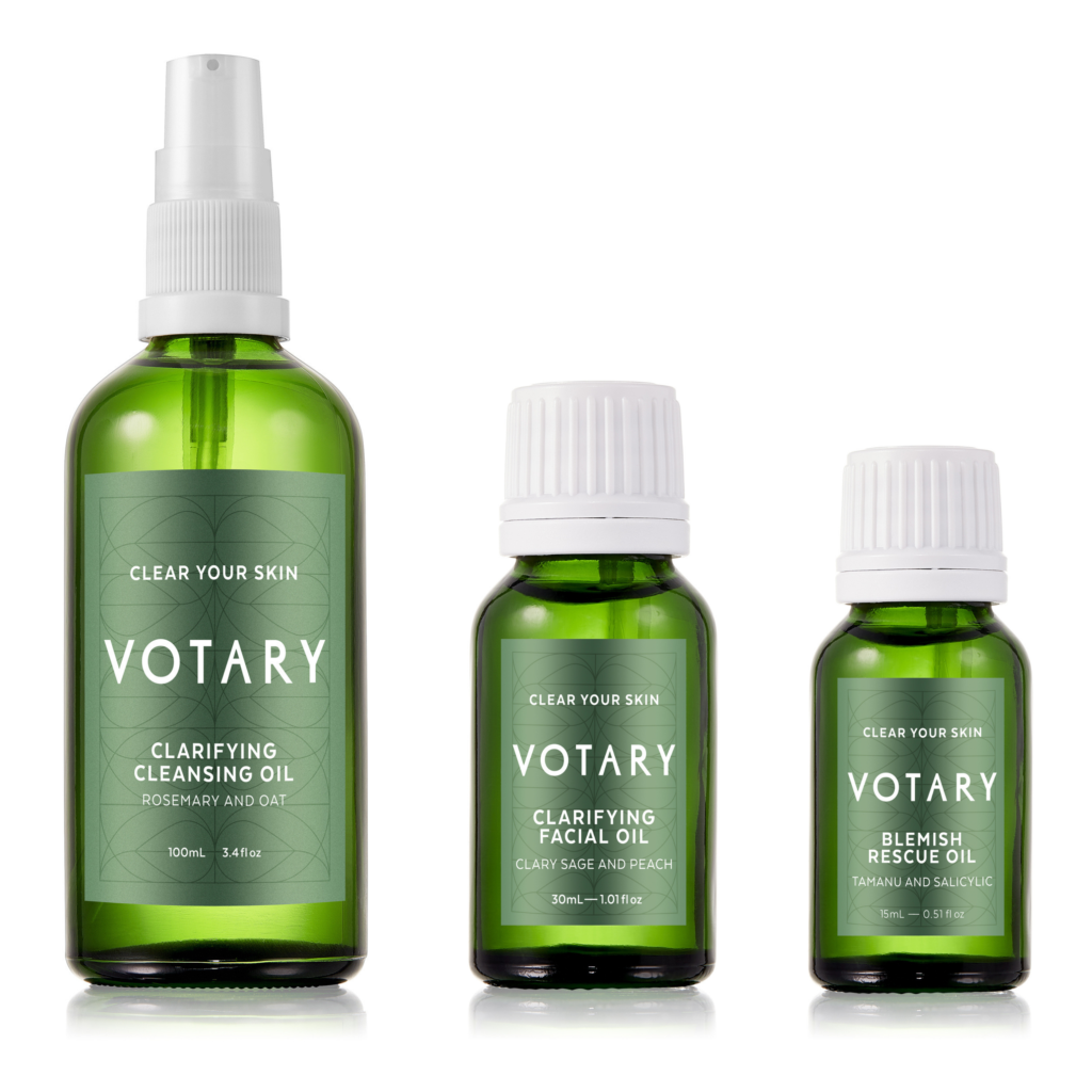 Votary Clarifying Set