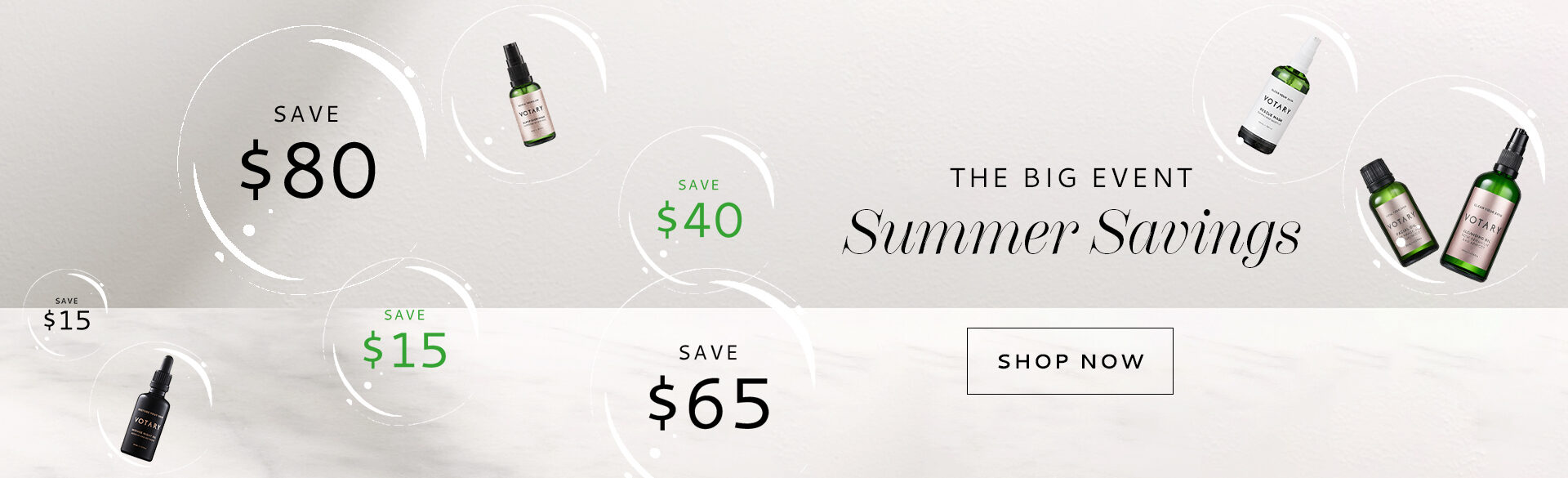 Summer Shopping Event US