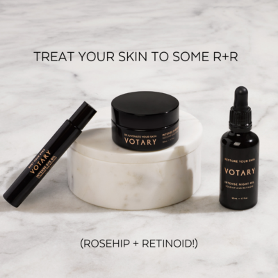 Treat your skin to some R&R