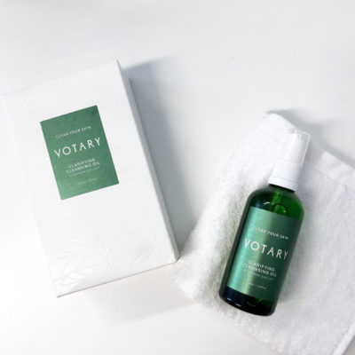 Press Reviews for Clarifying Cleansing Oil