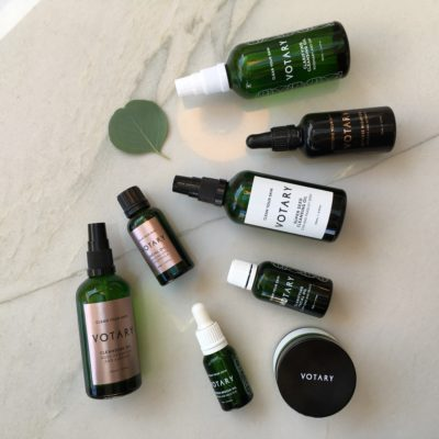 The Pure Power of Votary Plant Oils