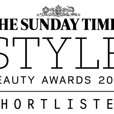 The Sunday Times Style Beauty Awards.