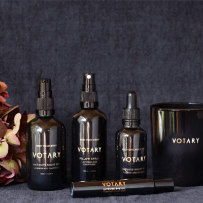 Gift Peaceful Sleep this Christmas with Votary