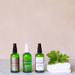 Votary Cleansing oils for beautiful healthy skin