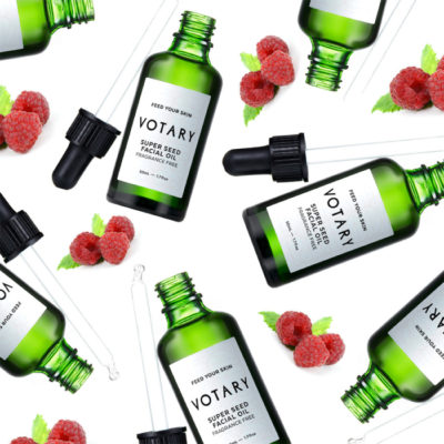 Why your skin loves raspberry seed oil