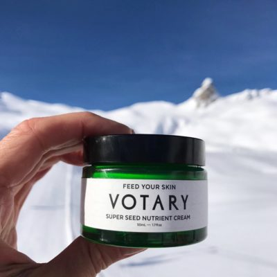 Votary Super Seed Nutrient Cream: fragrance-free winter layers for your skin