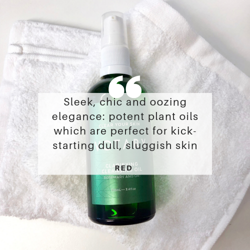 Votary Clarifying Cleansing Oil Reviews