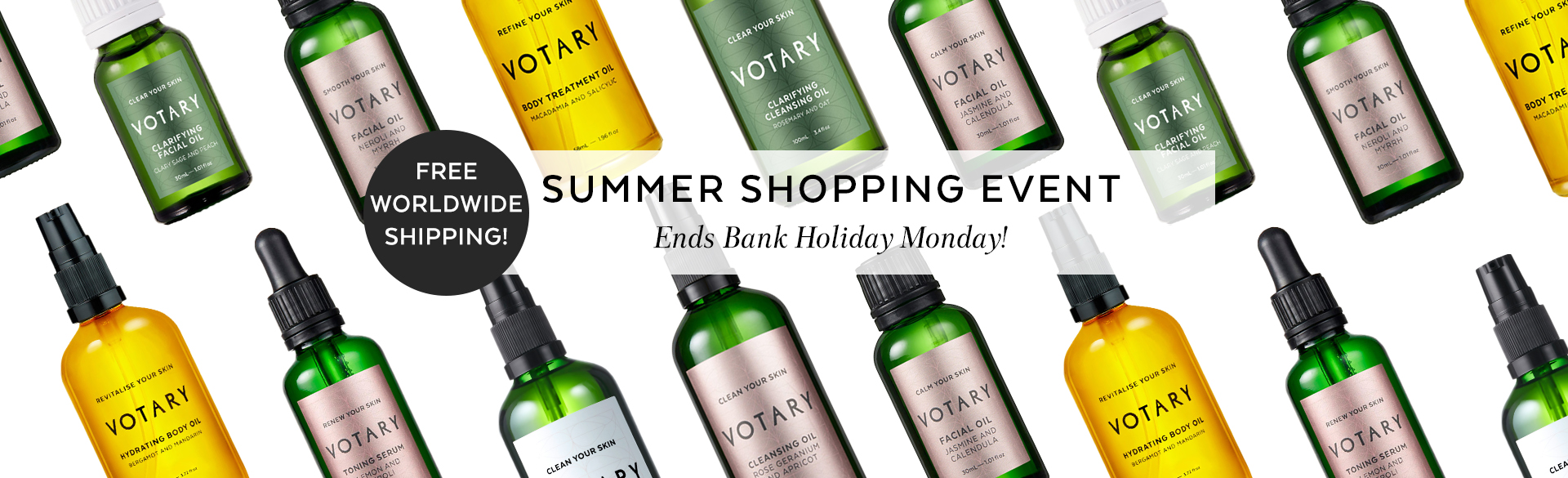 Summer Shopping Event - Savings Across All Your Favourite Products