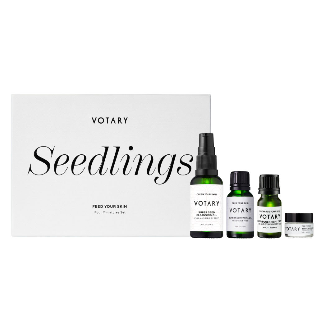 Votary Seedlings Gift Box Set