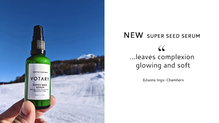 Your New Favourite. Super Seed Serum