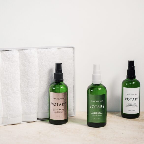 Discover Oil Cleansing
