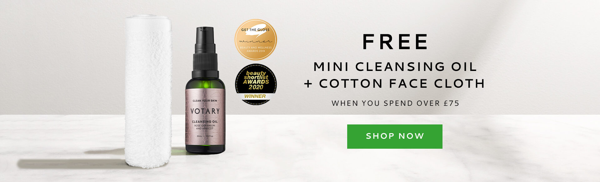 Free Mini Cleansing Oil
